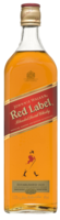 FLES JOHNNIE WALKER RED LABEL 1,00 LTR-0