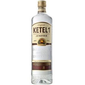 FLES KETEL 1 JONGE JENEVER 1.00 LTR-0