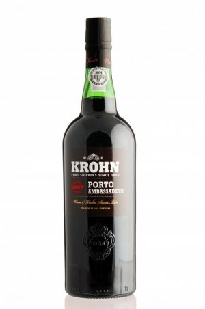 FLES KROHN PORT RUBY 0.75 LTR-0