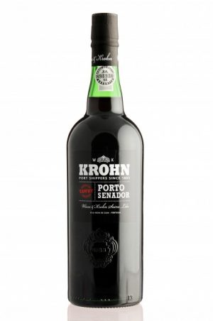 FLES KROHN PORT TAWNY 0.75 LTR-0