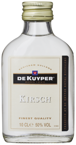 FLES DE KUYPER KIRSCH 0.10 LTR-0
