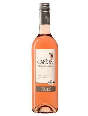 FLES LE CANON ROSE SYRAH-MERLOT 0.75 LTR.-0