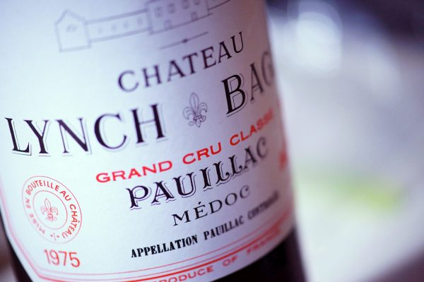 FLES CB CHAT.LYNCH BAGES,PAUILLAC 2009 0.70 LT-0