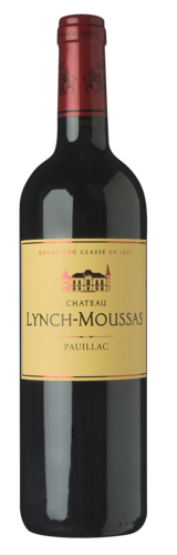 FLES CHATEAU LYNCH MOUSSAS PAUILLAC 2008 0.70-0