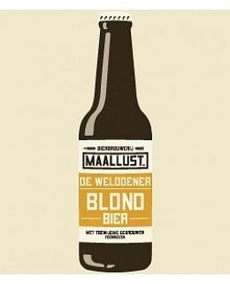 FLES MAALLUST BLOND 0.30 LTR.-0