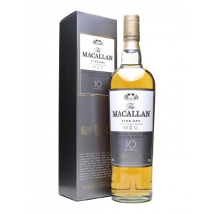 FLES THE MACALLAN TRIPLE CASK 10YO 0.7 LTR-0
