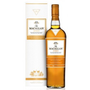 FLES THE MACALLAN AMBER 0,70 LTR.-0