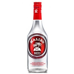 FLES MALIBU RED 0.70 LTR-0