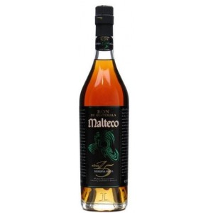 FLES MALTECO RUM ANOS 15 0.70 LTR-0