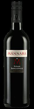 FLES MANNARA SYRAH SANGIOVESE 0.75 LTR.-0