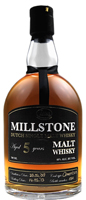 FLES MILLSTONE DUTCH MALT WHISKY 5 YR 0.7 LTR-0