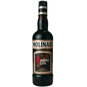 FLES MOLINARI SAMBUCA AL CAFFE 0.70 LTR-0