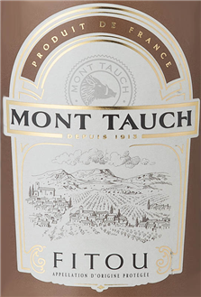 FLES MONT TAUCH CELLAR RESERVE FITOU 0.70 LTR-0