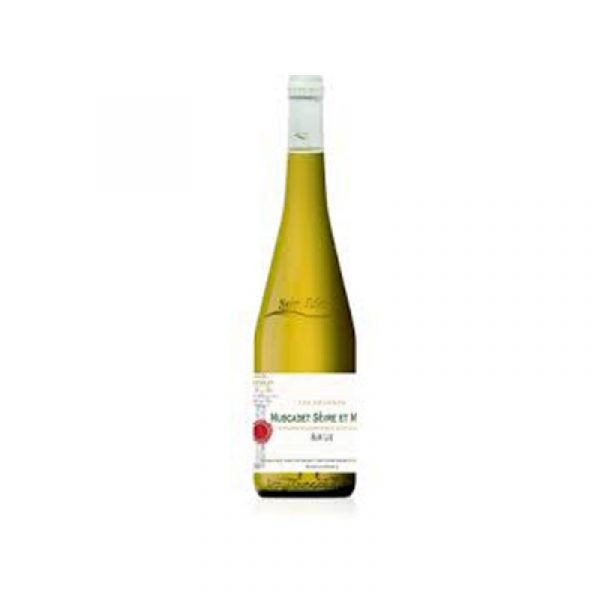 FLES MUSCADET SERVE ET MAINE 0.75 LTR.-0