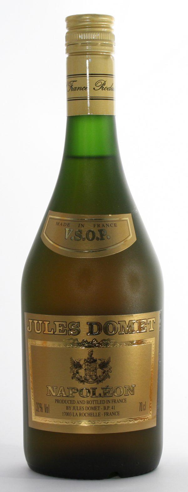FLES JULES DOMET BRANDY NAPOLEON 0.70 LTR-0