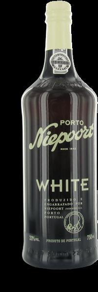 FLES PORT NIEPOORT WHITE 0.75 LTR.-0