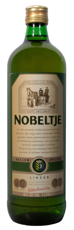 FLES NOBELTJE 1.00 LTR-0