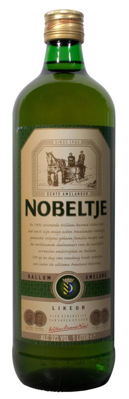 FLES NOBELTJE 0.50 LTR-0