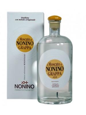 FLES NONINO GRAPPA MOSCATO 0.70 LTR-0
