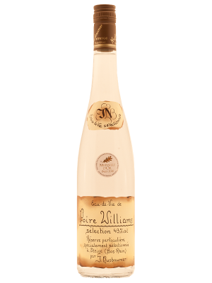 FLES NUSBAUMER POIRE WILLIAMS 0,35 LTR-0