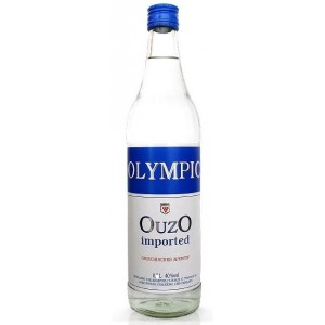 FLES OLYMPIC OUZO 0.70 LTR-0