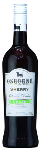 FLES OSBORNE CREAM 0.75 LTR-0