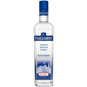 FLES PARLIAMENT VODKA 40% 0.70 LTR-0