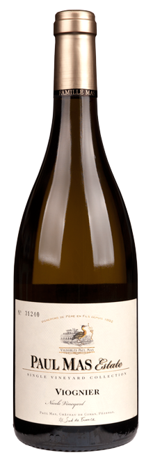 FLES PAUL MAS ESTATE VIOGNIER 0,75 LTR-0