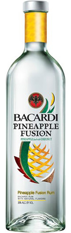 FLES BACARDI PINEAPPLE FUSION 0.70 LTR-0