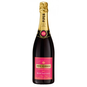 FLES PIPER HEIDSIECK CHAMPAGNE ROSE SAUV. 0.75-0