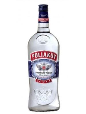 FLES POLIAKOV PREMIUM VODKA 0.70 LTR-0