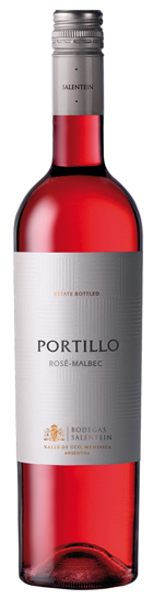 FLES PORTILLO MALBEC ROSE 0.75 LTR.-0
