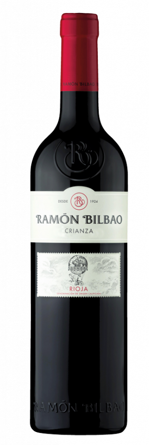 FLES RAMON BILBAO CRIANZA 0.75 LTR.-0