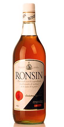 FLES RONSIN ALCOHOLVRIJ RUMSMAAK 1.00 LTR-0