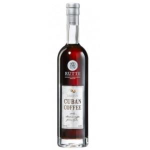 FLES RUTTE CUBAN COFFEE LIQUEUR 0.50 LTR-0