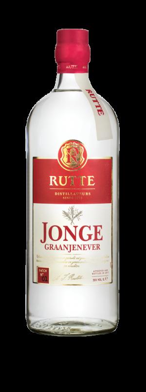 FLES RUTTE JONGE JENEVER 1.00 LTR-0