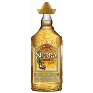 FLES SIERRA TEQUILA GOLD 0.70 LTR-0