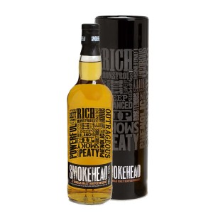 FLES SMOKEHEAD ISLAY MALT 0.7 LTR-0