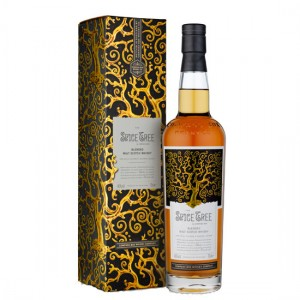 FLES THE SPICE TREE MALT WHISKY 0.7 LTR-0