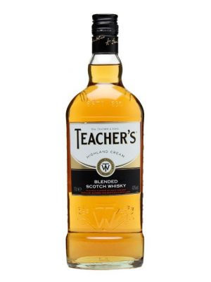 FLES TEACHER'S WHISKY 1,00 LTR-0