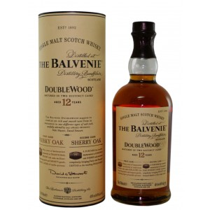FLES BALVENIE DOUBLE WOOD 12 YEARS 0.7 LTR-0
