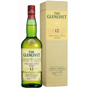 FLES THE GLENLIVET 12YO 0,70 LTR-0