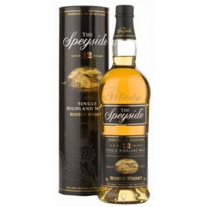 FLES SPEYSIDE 12 YEARS 1,0 LTR-0