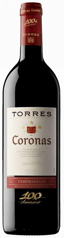 FLES TORRES CORONAS TINTO ROOD 0.75 LTR-0