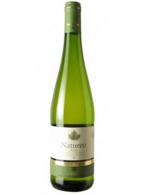 FLES NATUREO BLANC ALCOHOL ALV. VRIJ 0.75 LTR.-0