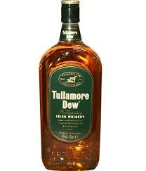 FLES TULLAMORE DEW WHISKEY 0.70 LTR-0