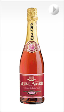 FLES VEUVE AMIOT ROSE 0.75 LTR-0