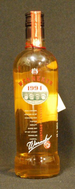 FLES WENNEKER VINTAGE JENEVER 1996 0.70 LTR-0