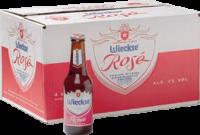DOOS WIECKSE ROSE BIER 24 X 0.25 LTR O.W.-0