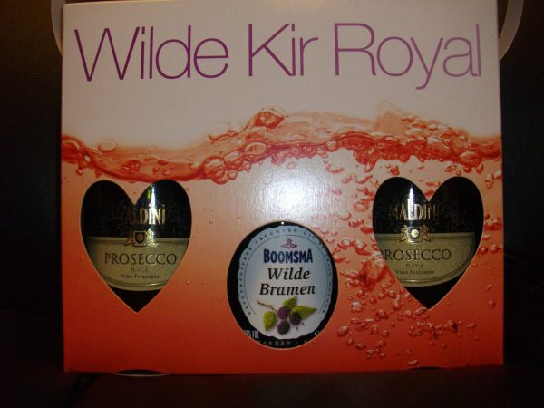 SET WILDE KIR ROYAL VLIERBESSEN/PROSECCO-0
